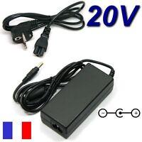 Adaptateur Secteur Chargeur 20v Remplacement Ergorapido Sil Ssa-6p-20 Eu 200020
