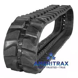 Details about Kubota U17 Rubber Track, Track Size 230x48x70 | Mini  Excavator Rubber Tracks