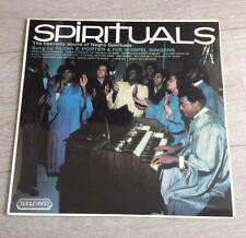 Spirituals (UK 1967) : Hugh E. Porter & His Gospel Singers