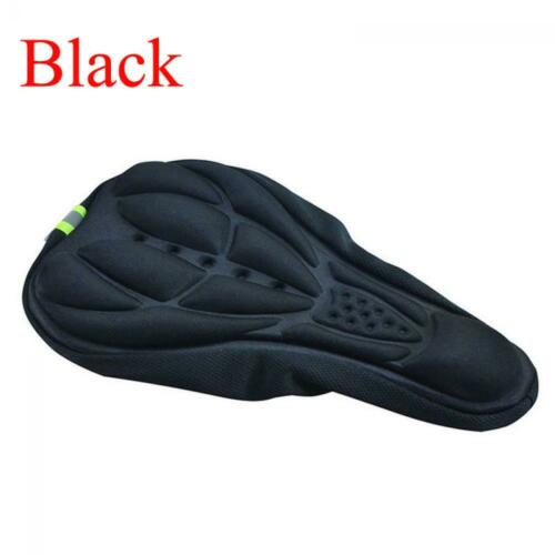 Sports Comfortable  Cycling Silicone Saddle Cover  Gel Cushion Bike Seat Pad