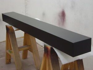 8' mantel shelf