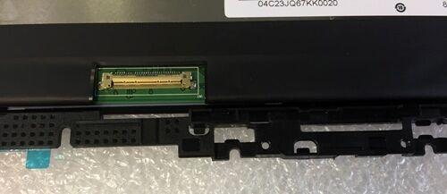 Bezel Lenovo ThinkPad Yoga N125HCE-GN1 REV.C2 LCD LED Touch Screen Assembly