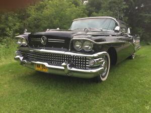 1958 Buick Riviera Super