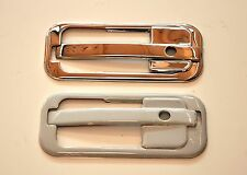Daf XF 95-105 Door Handle Covers Press Molded SS Accessories 1 Set ( 8 Piece)