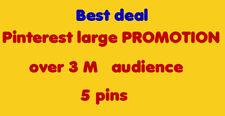 Permanent Websiteshop Pinterest Marketing To 3m Audience On Pinterest Boards