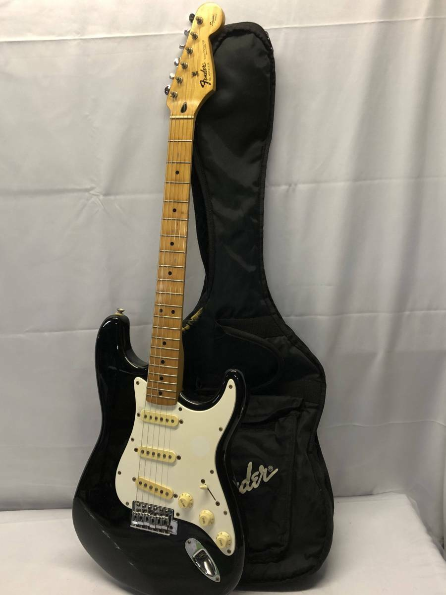With electric guitar case Fender MEXICO STRATOCASTER rare useful EMS F S