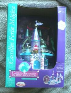 Starcastle Magic Fair Castle (grandes roues). Polly pocket. Castillo. Bnib, Os!