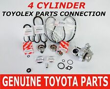 FACTORY NEW TOYOTA COMPLETE OEM TIMING BELT KIT W/WATER PUMP 2.0 2.2 CAMRY RAV4