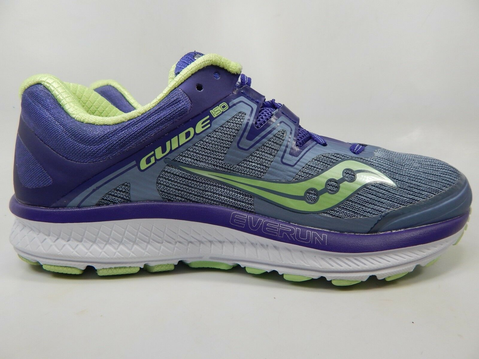 Saucony Guide Iso Taille   US 8,5 M(B) Eu 40 Femmes Chaussures Course Violet