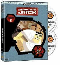 SAMURAI JACK: SEASON 2 (Daran Norris) - DVD - Region 1