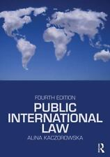 Public International Law by Kaczorowska-Ireland, Alina