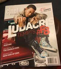 Cnet Magazine Ludacris Snapchat New King Of Cool Spring 2017