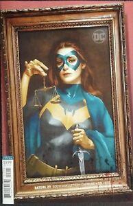DC, 2019 NM Batgirl #34 Middleton Variant Cvr