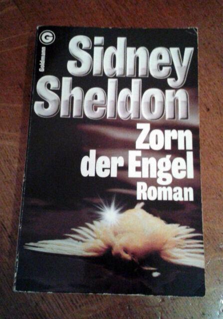 Sidney Sheldon: Zorn der Engel. Goldmann 1987