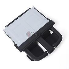 Black Front Folding Stretch Dash Cup Holder Fr VW Jetta Golf MK4 Bora 1J0858601C