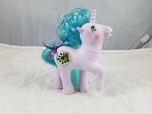My Little Pony Vintage Ponies G1 Princess Sparkle 1985 Ebay