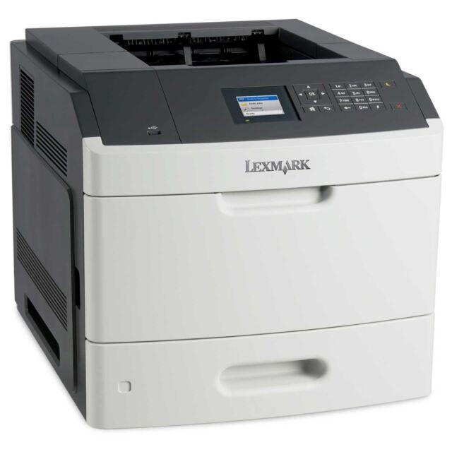 imprimante laser monochrome Lexmark MS811DN 40G0230 usb rj45 recto verso