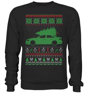 Glstkrrn a3 s3 8 V berline Ugly Christmas Sweater