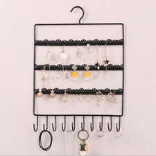 10 Hook Wall Earring Jewelry Organizer Earring Organizer Hanging Holderyv