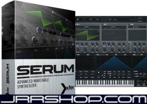 JRR Sounds LA Underground for Xfer Serum eDelivery JRR Shop