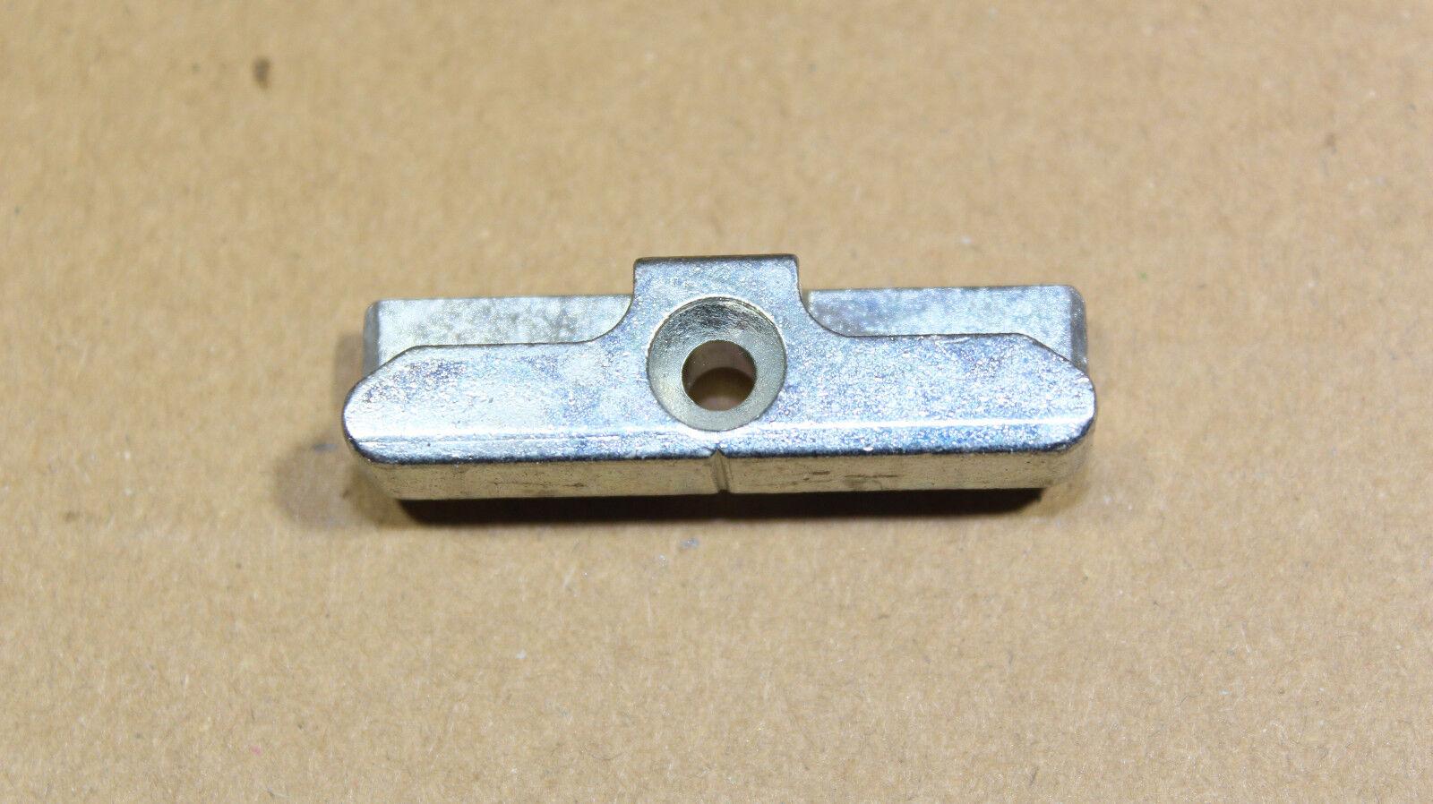 Winkhaus Schliessblech Typ WSK 252 auch WSK 252 SL silber verzinkt