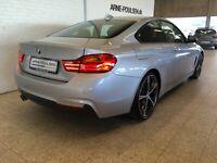 BMW 430d 3,0 Coupé aut.,  2-dørs