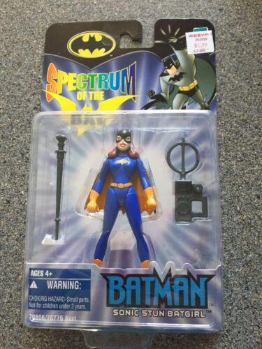 Spectrum Of The Bat Batman Sonic Stun Batgirl Action Figure Hasbro