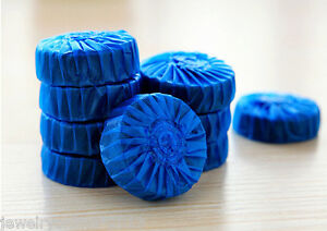 1 wc blausp ler block wasserkasten tabletten tabs toilette. Black Bedroom Furniture Sets. Home Design Ideas