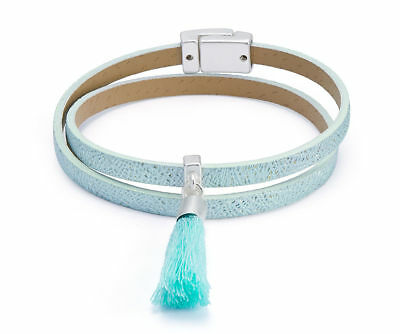 Intrigue Tassle Strap Bracelet with Magnetic Fastening Brand New 60680
