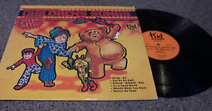 The-Kid-Stuff-Repertory-Company-034-Childrens-Songs-034-DISCO-STYLE-KID-STUFF-LP