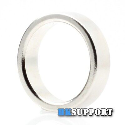 N35 Strong Magnetic Ring For Lightweight CREE LED Flashlight Tail (20x16x5mm)