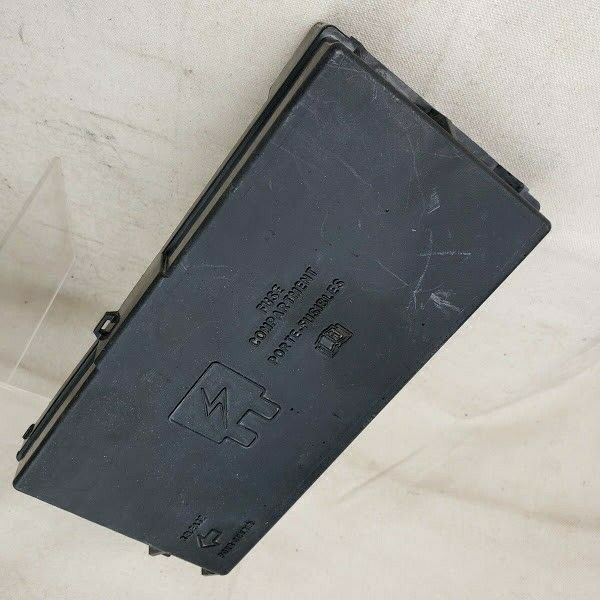 2002 2009 Ford Explorer Under Hood Fuse Relay Box Cover ...