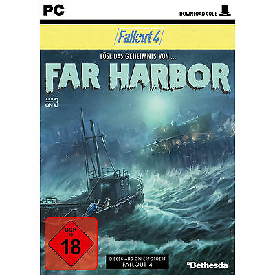 Fallout 4 DLC 3: Far Harbor - PC