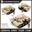 Army-Tank-Vehicles-1711-Panzer-USA-German-Building-Block-Toy-Compatible-Jeep-Kid thumbnail 5