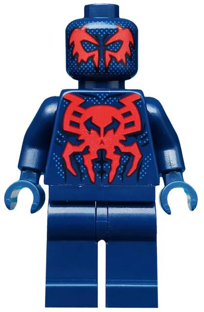LEGO Marvel Super Heroes Spider-Man 2099 minifigure | eBay