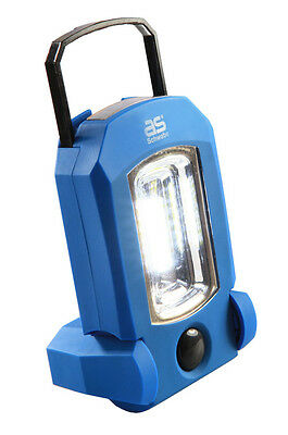 as Schwabe Akku Handlampe COB-LED+4 LED EVO 1 Lampe Leuchte Arbeitsleuchte 42803