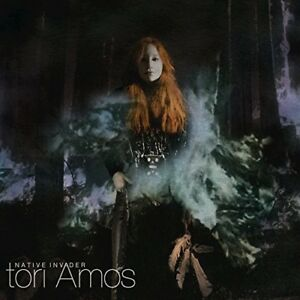 Tori-Amos-Native-Invader-New-Vinyl-LP