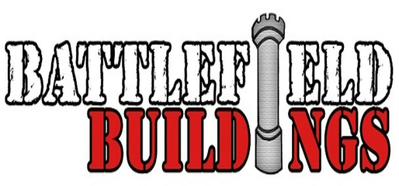 10mm - 15mm - BATTLEFIELD BUILDINGS - PAINTED WARGAMES TERRAIN - ALL PERIODS