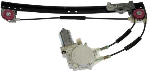 Power Window Motor and Regulator Assembly Rear Right Dorman 741-417