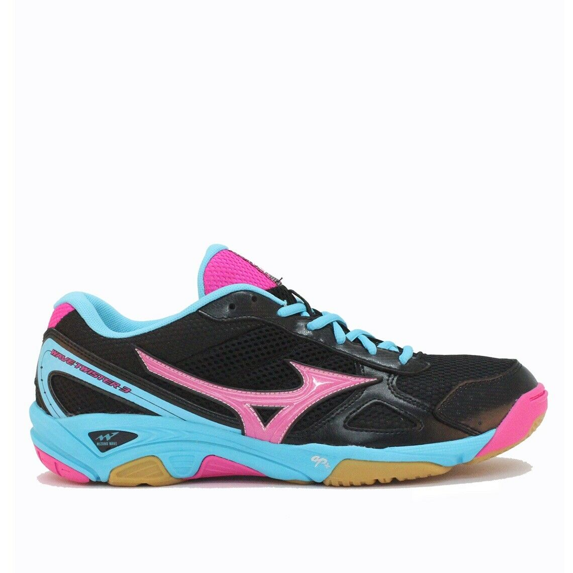 Mizuno V1GA147265 WAVE TWISTER 3 Volleyball Indoor shoes US11.5 Pre-owned