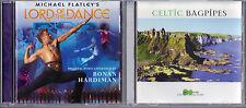 Michael Flatley's Lord Of The Dance by Michael Flatley/Ronan Hardiman (CD)& C.B.