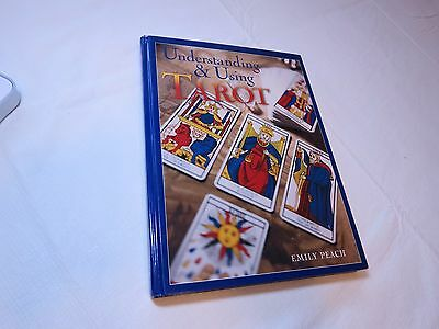 Understanding and Using Tarot by Sterling Editors and Emily Peach hardcover book