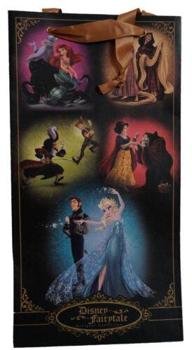 Disney Fairytale Heroes VS Villains  Designer Gift Bag Elsa Ariel Snow White