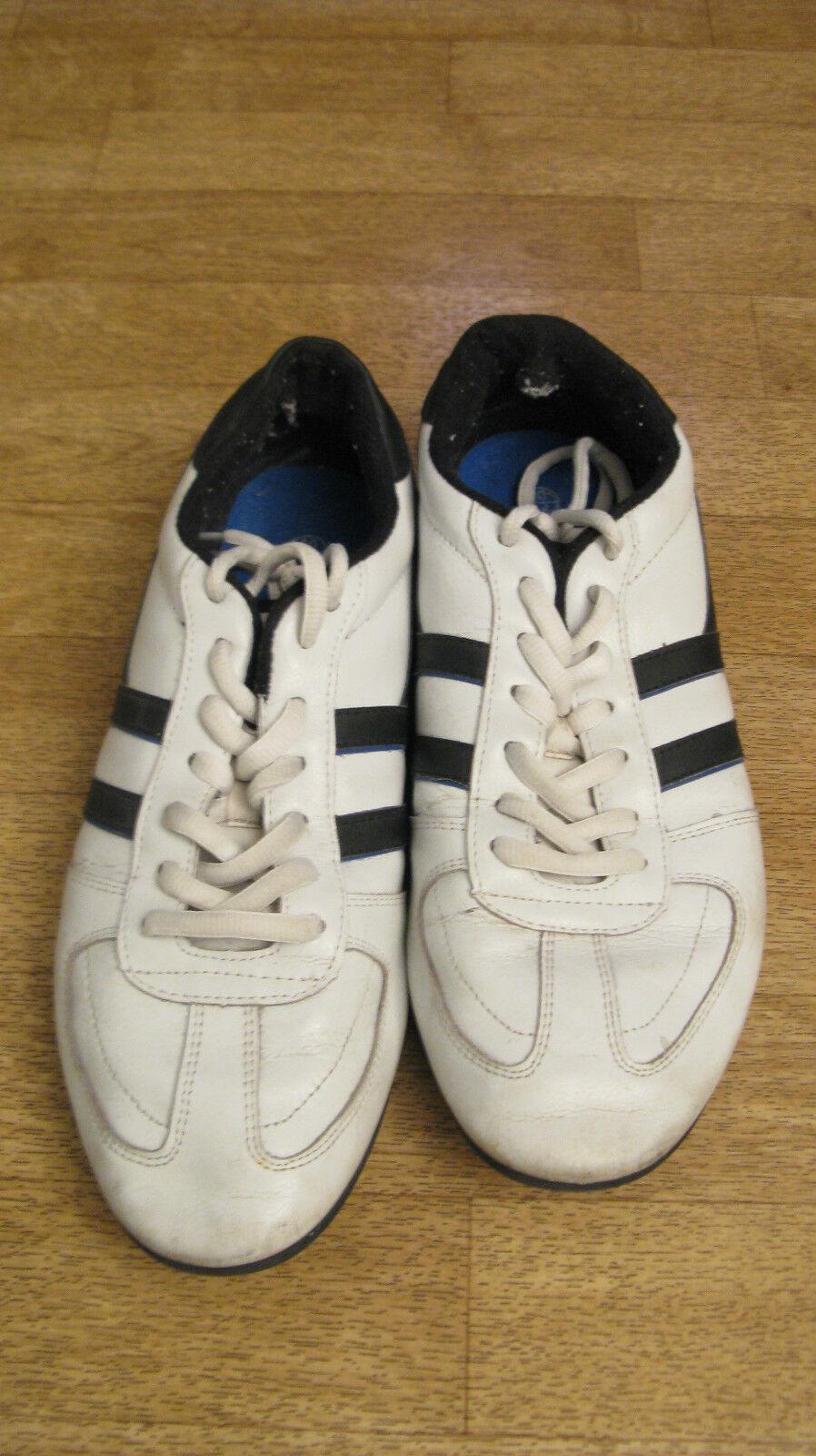 Adidas Herren Sneaker Gr. Turnschuhe 47 Weiß Schwarz Sneakers Turnschuhe Gr. Men Gay Skater TOP f534d3