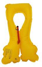 US NAVY LIFE PRESERVER Visibility VEST Inflatable Bladder MK1 Chamber