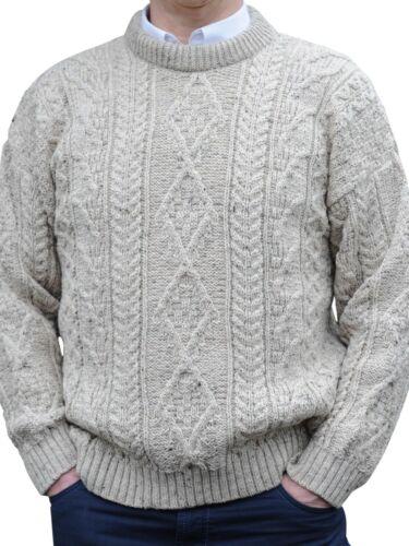 Murphy of Ireland Iniskeel Aran Sweater