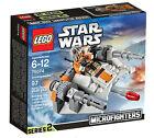 Lego Star Wars Microfighters 75074 Snowspeeder Series 2
