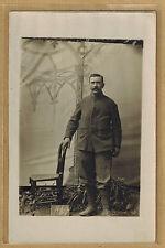 Cpa France Carte Photo Militaire prisonnier ? m0264