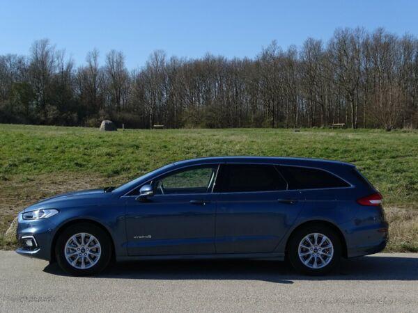 Ford Mondeo 2,0 HEV Titanium stc. CVT - billede 1