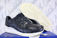 Asics Gel Lyte 3 Iii Sz 12 India Ink Patent Leather H7h1l 5858